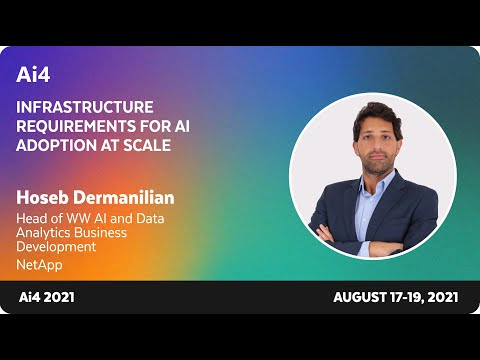 Infrastructure Requirements for AI Adoption at Scale