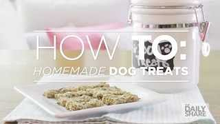How To Good Breathe Dog Biscuits {hln Daily Share}