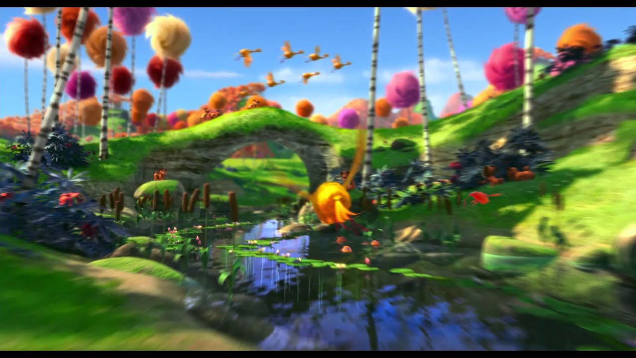 Download Watch Dr. Seuss' The Lorax On Demand & Digital Download!