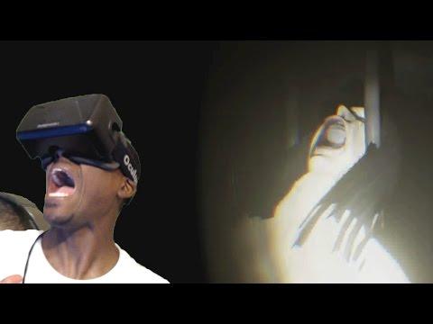 PANIC ATTACK!!! | Mental Torment (Oculus Rift DK2 Horror)