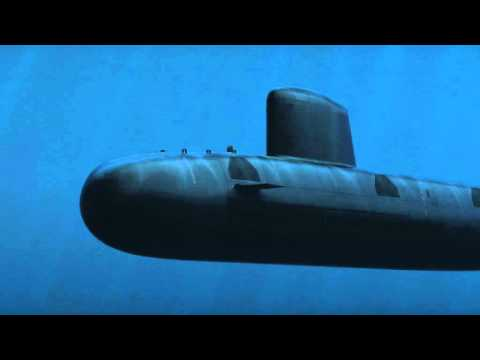 Vidar-36 SSK Submarine from BMT