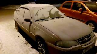 видео Как заводится дизель в мороз -26 C. Opel astra GTC 2.0 DTJ