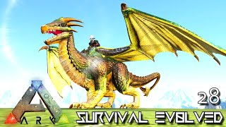 ARK: SURVIVAL EVOLVED — CHAOS WYVERN & SPIRIT GUARDIAN BOSS
