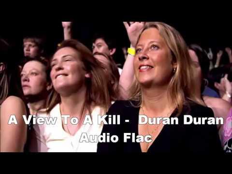 A View To A Kill Duran Duran Audio Flac