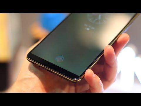 CES 2018 - Razer Phone i czytnik linii papilarnych pod ekranem - Mobzilla Flesz odc. 10