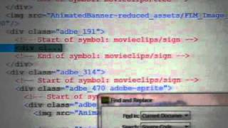 [at MAX 2010] Sneak Peeks - Export fla file to html file. thumbnail