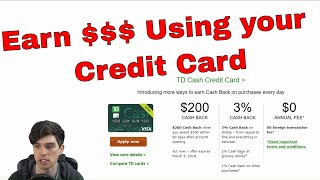 We've already talked about how to avoid paying any interest when using credit cards. this time we take it another level: actually make money with c...