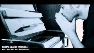 Muse - Invincible (Solo Piano)