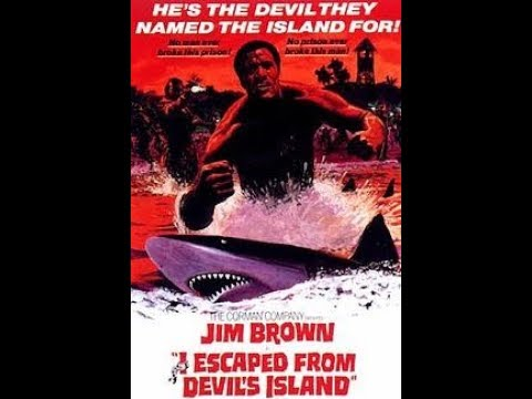 I Escaped from Devil's Island 1973 movie