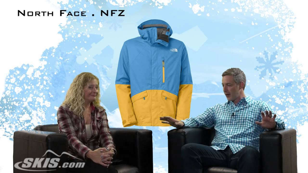 Manteau the north face mountain light