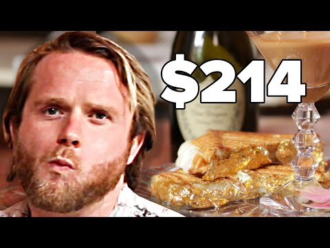 Thumbnail: People Try World's Most Expensive Grilled Cheese
