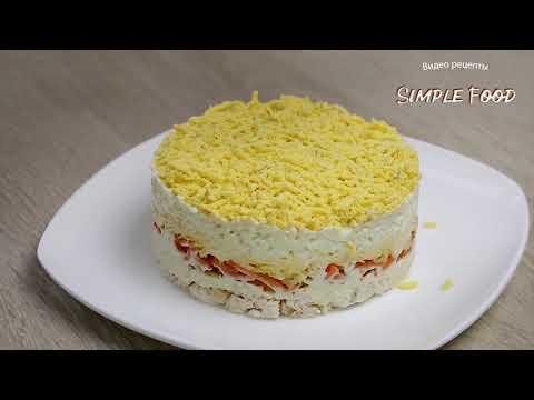 5 ВКУСНЕЙШИХ салатов, которые я ОБЯЗАТЕЛЬНО готовлю на Новогодний Стол!!! Новогоднее меню 2020.