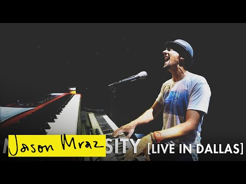 Mr. Curiosity - Live in Dallas | 'YES!' World Tour | Jason Mraz