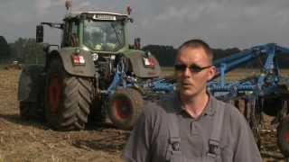 Fendt im Dauereinsatz: Die Königsberger Agrarservice GmbH macht richtig Hektar