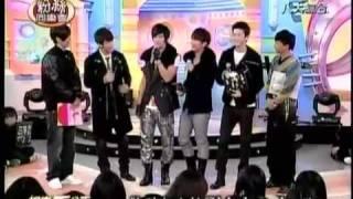 娛樂百分百 2009-01-07 飛輪海粉絲同樂會 Part 1 thumbnail
