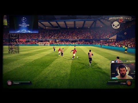 MANCHESTER UNITED vs BAYERN MÜNİH   FIFA 17