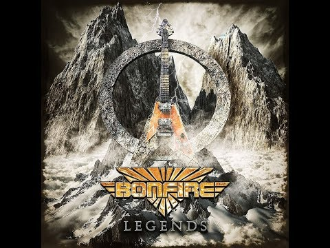 Bonfire - Legends [Full Album] HD