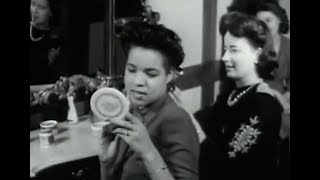 1940's Hairstyles - African American Women on Film 1944