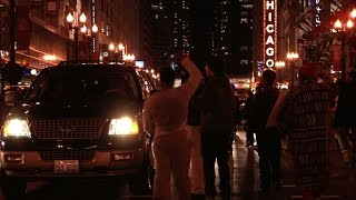 Protesters block traffic in Chicago over police shooting