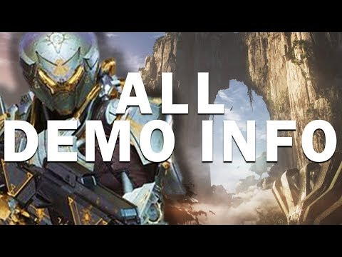 Anthem Demo: Everything You Need to Know!
