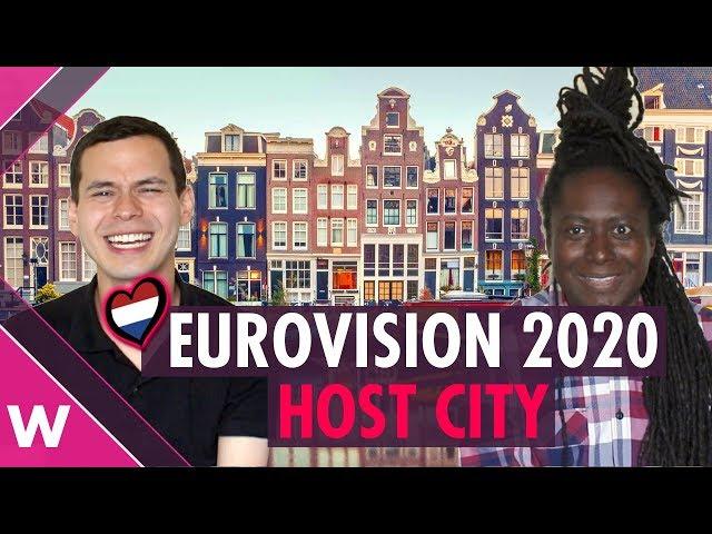 Eurovision 2020 host city: Amsterdam, Rotterdam, The Hague?