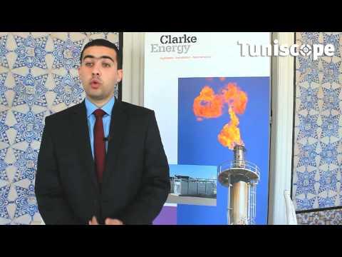 Séminaire Clarke Energy à Tunis