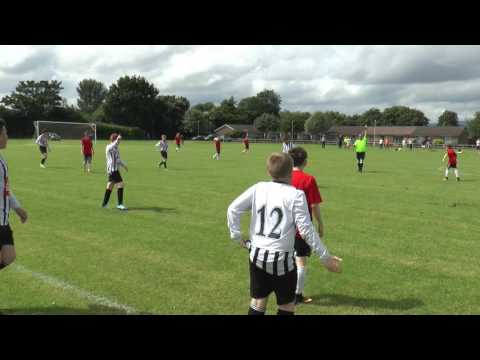 Newell Academy 3 (Won 4-2 pens) V 3 St Oliver Plunketts Colts 2003 Globe Semi Final Foyle Cup