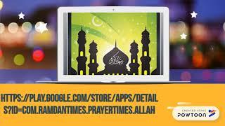 Download Android Ramadan App