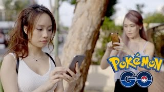 8 TYPES OF POKEMON GO PLAYERS IN SINGAPORE