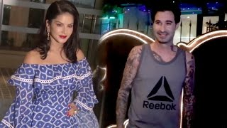 Sunny Leone's With Husband Daniel Weber LATE Night Party