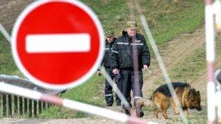 Луганские пограничники задержали трех сепаратистов с пропусками