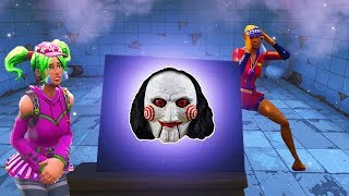 Jigsaw will spielen! l Fortnite Saw Modus!