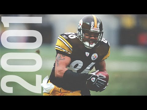 Hines Ward's FIRST 100 Yard Game (2001)