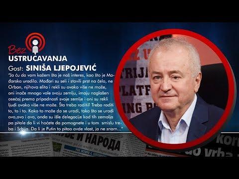 BEZ USTRUČAVANJA - Siniša Ljepojević: 2008. godine je legalizovana izdaja birača!