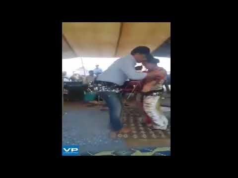 رجل يرقص احسن من راقصة على إقاعات الشعبي مغربي thumbnail
