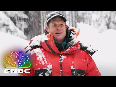 Secret Lives Of The Super Rich: No Sandy Beaches At This Cool Vacation Spot | CNBC Prime