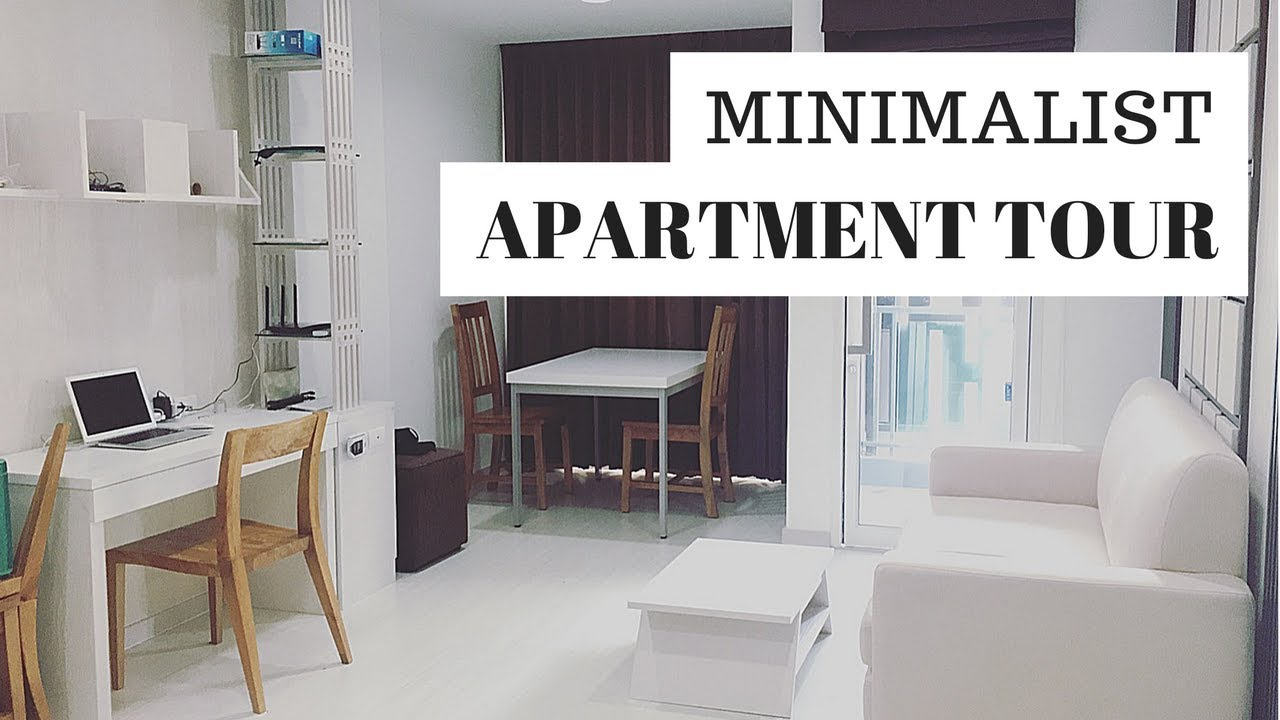 Minimalist Apartment Tour 5 Tips To Simplify Your Home