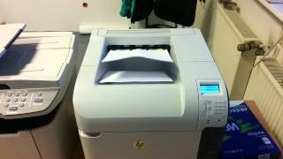 HP Laser Jet 600 M603