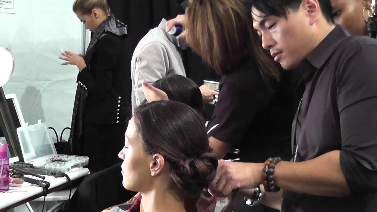 Rita Hazan Hair Stylist Eddie Ngai