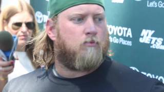 Jets Nick Mangold: Geno is our starting QB