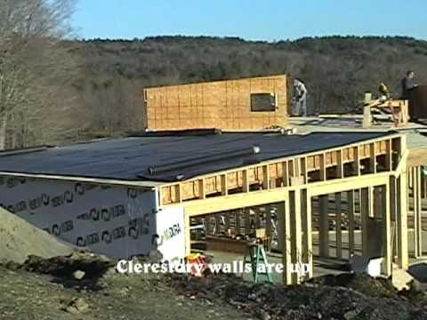 Byll Cheryl 39 S Earth Sheltered House Construction Update 11 22 09
