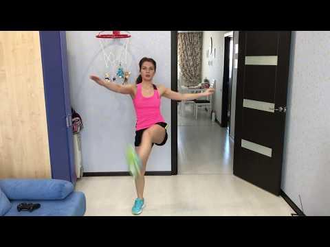 Разминка перед тренировкой: фото и видео упражнений