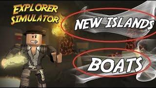 *NEW UPDATE* Explorer Simulator + ALL Codes [ROBLOX]