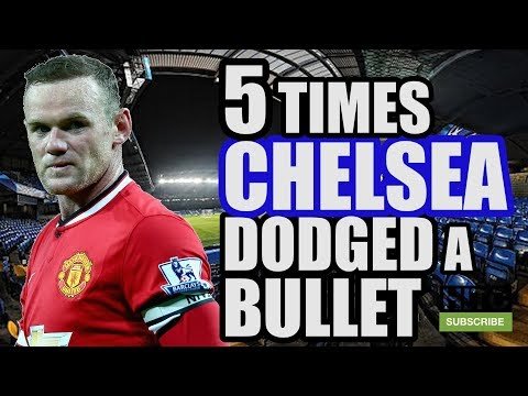 5 Times Chelsea Dodged A Bullet