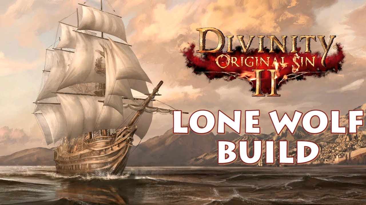 Divinity 2 Lone Wolf Builds