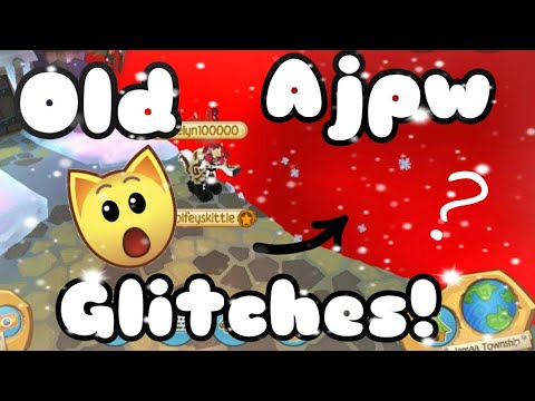 GLITCHES YOU NEED TO TRY RIGHT NOW | Animal Jam Play Wild
