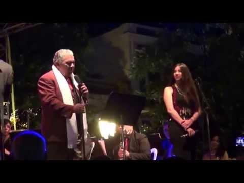 """Preciosa"" Danny Rivera y Carmen Yulín Cruz Alcaldesa video por Jose Rivera 12:7:14"