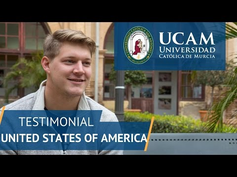 American Students in Spain | UCAM Catholic University of Murcia