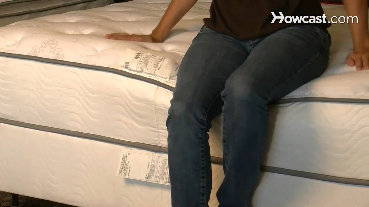 How to Buy the Best Mattress for Back Pain Relief  YouTube