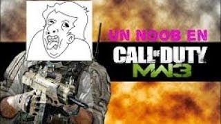 Modern Warfare 3 Jugando con el Francotirador Dragon